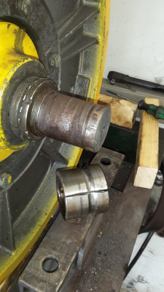 Reparaties Machines